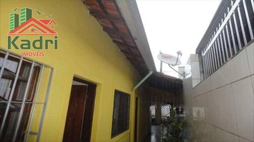 casa residencial à venda, cidade ocian, praia grande. - ca0052