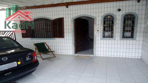 casa residencial à venda, cidade ocian, praia grande. - ca0089