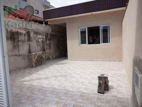casa residencial à venda, cidade ocian, praia grande. - ca0216