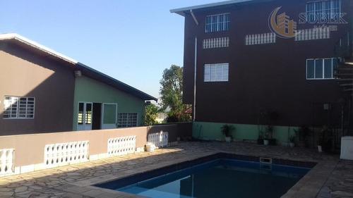 casa residencial à venda, cidade satélite íris, campinas. - ca0275
