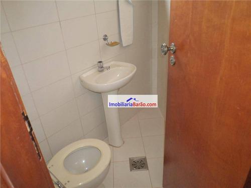 casa residencial à venda, cidade universitária, campinas. - ca0469