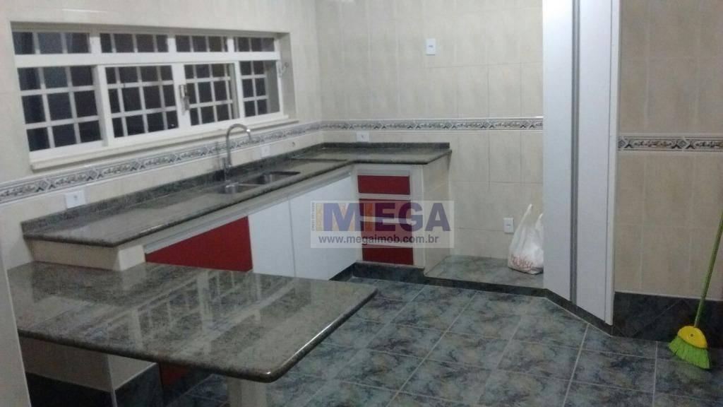 casa residencial à venda, cidade universitária, campinas. - ca0680