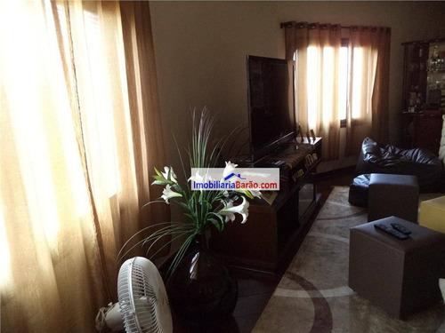 casa residencial à venda, cidade universitária, campinas. - ca0797