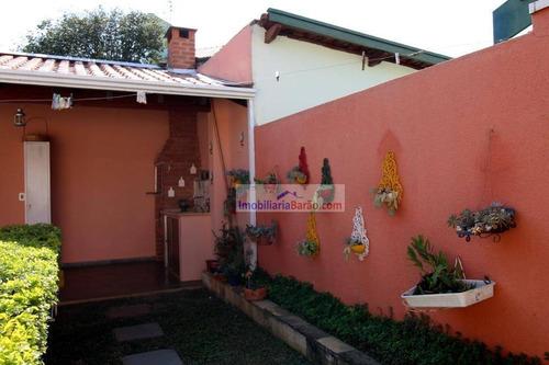 casa residencial à venda, cidade universitária, campinas. - ca1363