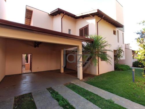 casa residencial à venda, cidade universitária, campinas. - ca2583