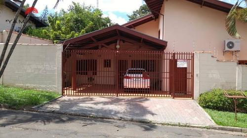 casa residencial à venda, cidade universitária, campinas. - codigo: ca0052 - ca0052