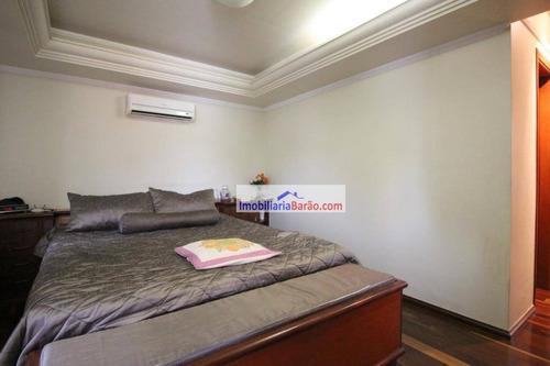 casa residencial à venda, cidade universitária ii, campinas. - ca1374