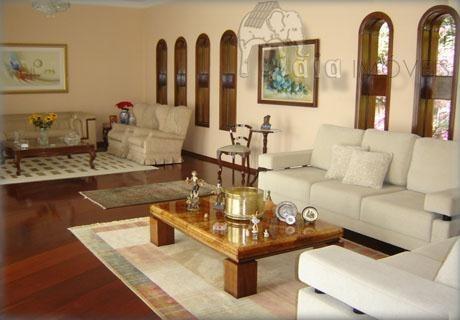 casa residencial à venda, city américa, são paulo. - ca0046