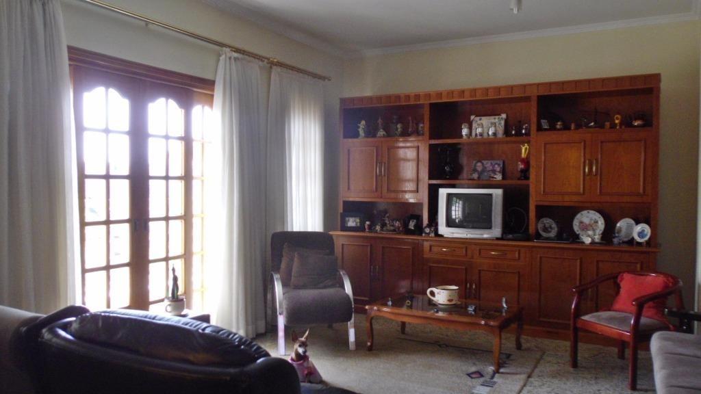 casa  residencial à venda, city américa, são paulo. - ca0881