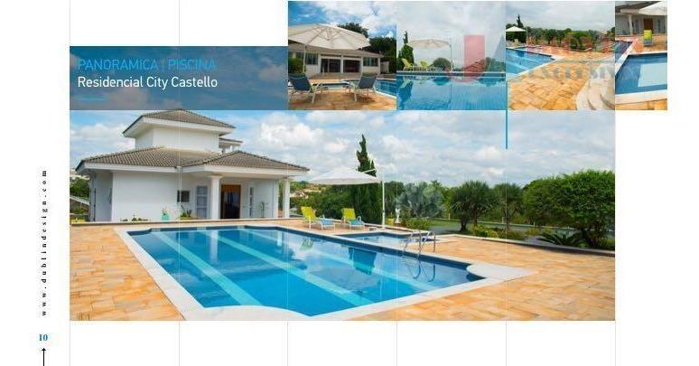 casa residencial à venda, city castello, itu - ca1415. - ca1415