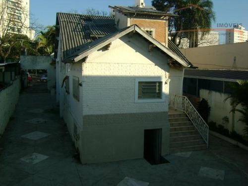 casa residencial à venda, city lapa, são paulo. - ca0450