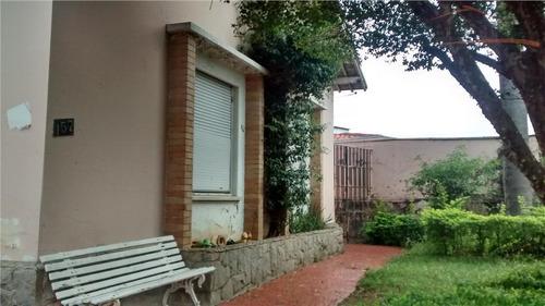 casa residencial à venda, city lapa, são paulo. - ca0507