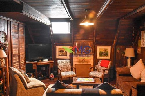 casa residencial à venda, clube da montanha, atibaia. - ca0179