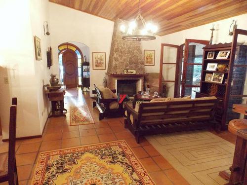 casa residencial à venda, clube da montanha, atibaia. - ca1354