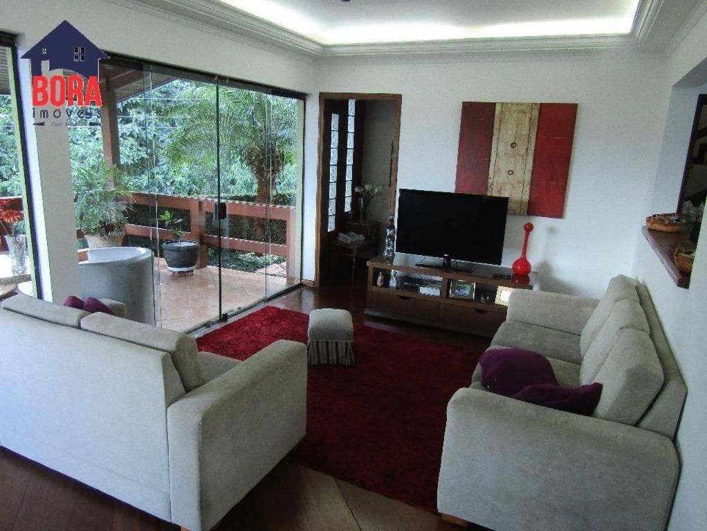 casa residencial à venda, clube de campo, mairiporã. - ca0253