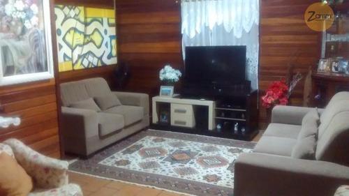 casa residencial à venda, clube de campo valinhos, valinhos - ca1075. - ca1075