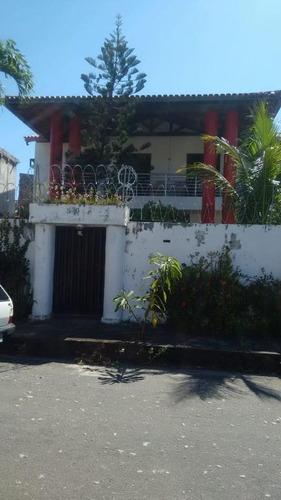 casa residencial à venda, cocó, fortaleza. - ca1181