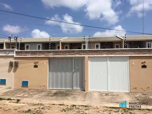 casa residencial à venda, coité, eusébio - ca1426. - ca1426