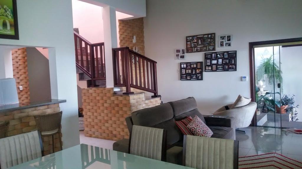 casa residencial à venda colinas de santa bárbara pouso alegre. - ca0073