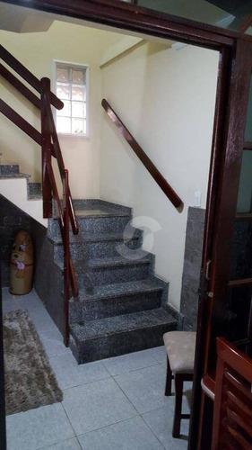 casa residencial à venda, colubande, são gonçalo. - ca1407