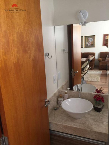 casa residencial  à venda com 273,00 m², condomínio villa lobos, paulínia. - codigo: ca0034 - ca0034