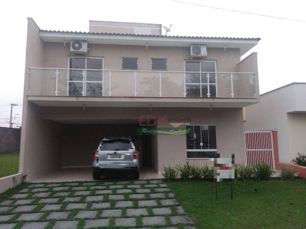 casa residencial à venda, cond. pinheiros de tremembé, tremembé. vale do paraíba sp - ca1635