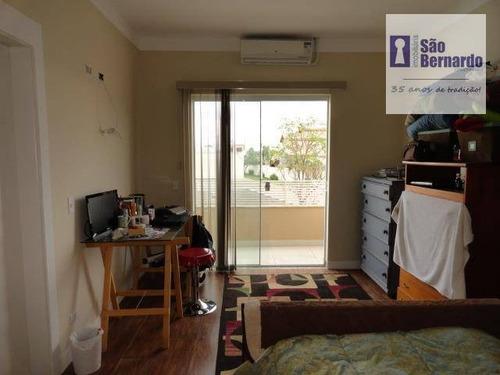 casa  residencial à venda, cond. primavera, nova odessa. - ca0697