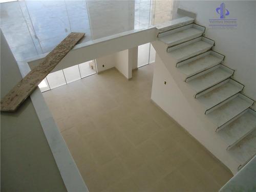 casa residencial à venda, cond. residencial porto seguro village, valinhos - ca0872. - ca0872