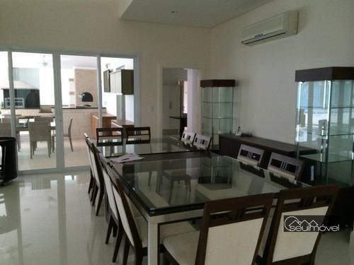 casa residencial à venda, condomínio acapulco, guarujá - ca1088. - ca1088