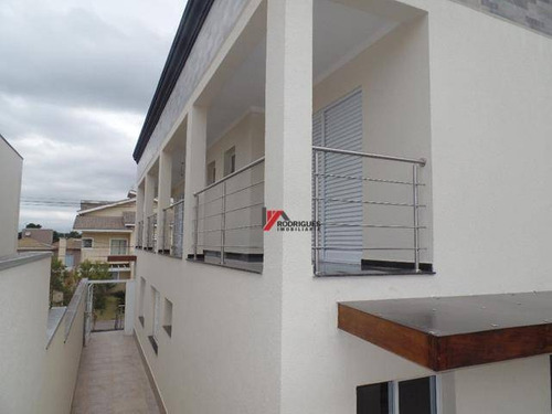casa residencial à venda, condominio alto da floresta, atibaia. - ca1473