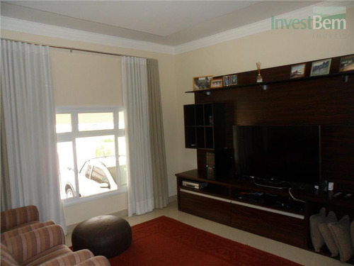 casa residencial à venda, condomínio athenas, valinhos. - ca0165
