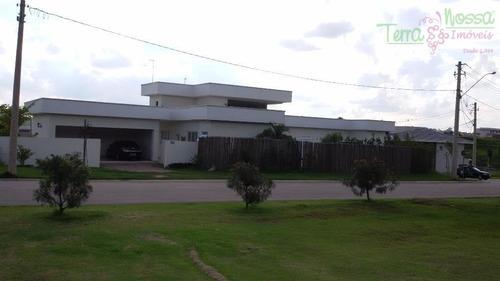 casa  residencial à venda, condomínio campo de toscana, vinhedo. - ca0687
