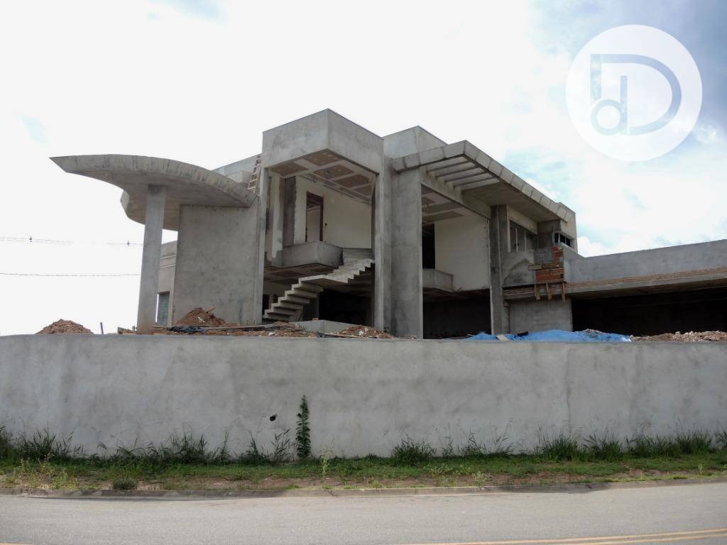 casa residencial à venda, condomínio campo de toscana, vinhedo. - ca2625