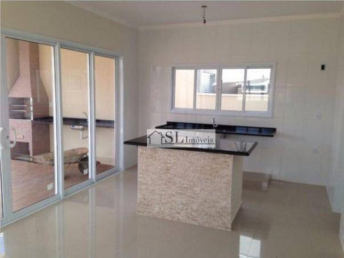 casa residencial à venda, condomínio campos do conde ii, paulínia. - ca0217