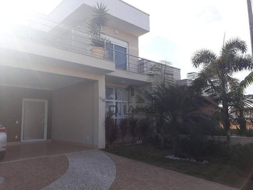 casa residencial à venda, condomínio campos do conde ii, paulínia - ca11962. - ca11962