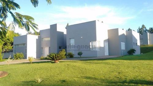 casa residencial à venda, condomínio chácara flora starret, itu. - ca5479