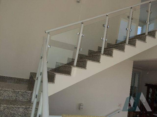 casa residencial à venda, condomínio chácara ondina, sorocaba - ca0374. - ca0374