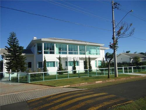 casa residencial à venda, condomínio city castelo, itu - ca1850. - ca1850