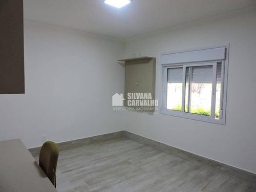 casa residencial à venda, condomínio city castelo, itu. - ca4633