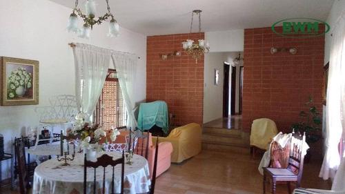 casa residencial à venda, condomínio city castelo, itu. - ca6571