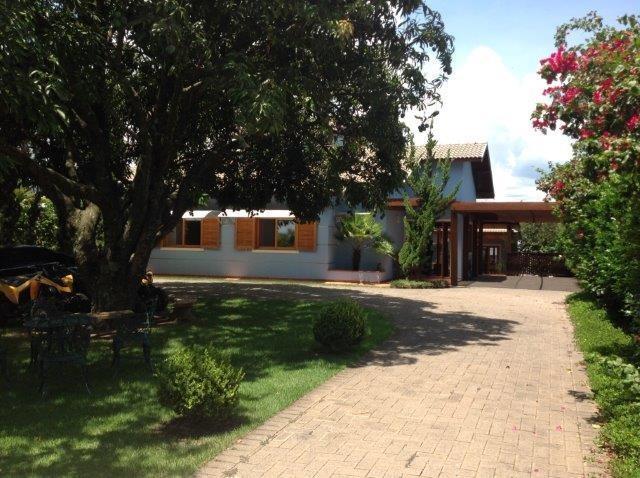 casa residencial à venda, condomínio clube de campos valinhos, valinhos. - ca2644