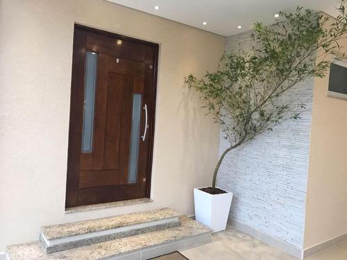 casa residencial à venda, condominio figueira garden, atibaia. - ca1619