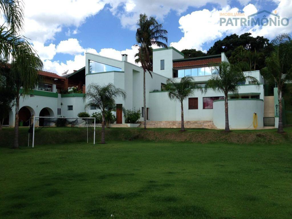 casa residencial à venda, condomínio flamboyant, atibaia. - ca0435