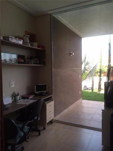 casa residencial à venda, condominio golden park residence, mirassol. - ca0645