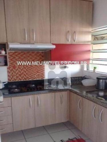 casa residencial à venda, condomínio guaporé, ribeirão preto - ca0128. - ca0128