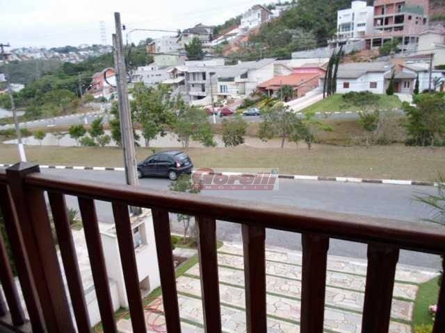 casa residencial à venda, condomínio hills iii, arujá - ca1046. - ca1046