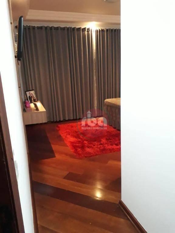 casa residencial à venda, condomínio ibiti royal park, sorocaba. - ca1061