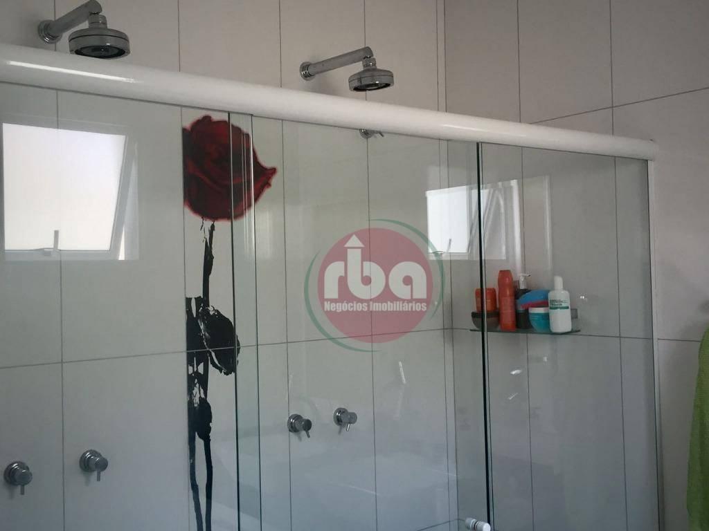 casa residencial à venda, condomínio ibiti royal park, sorocaba. - ca1233
