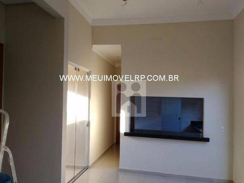 casa residencial à venda, condomínio ipê roxo, ribeirão preto - ca0164. - ca0164
