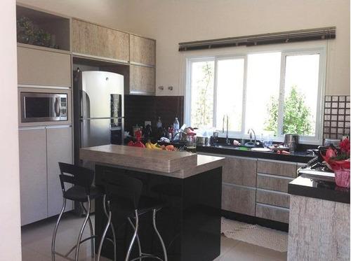 casa residencial à venda, condomínio itatiba country club, itatiba. - ca0424